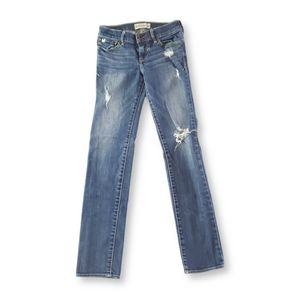 Abercrombie Kids Jeans Size Slim 12